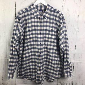 Patagonia Organic Cotton Button Down Men's Shirt